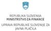 Ministrstvo za finance, Uprava Republike Slovenije za javna plačila (UJP)